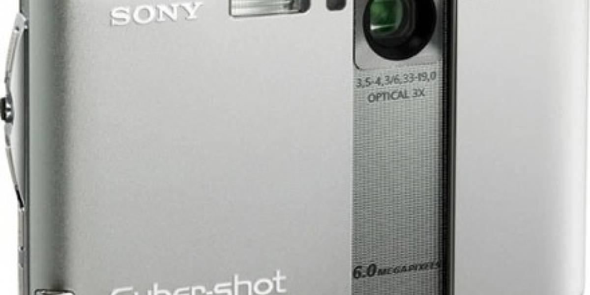 Sony presenta la Cybershot G1