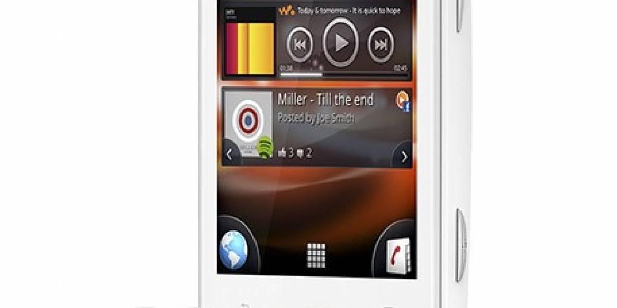 Sony Ericsson repotencia un clásico: Walkman con Android
