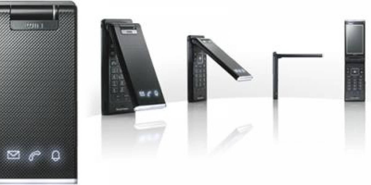 Sony Ericsson Z51S: Ultradelgado y protegido contra robos