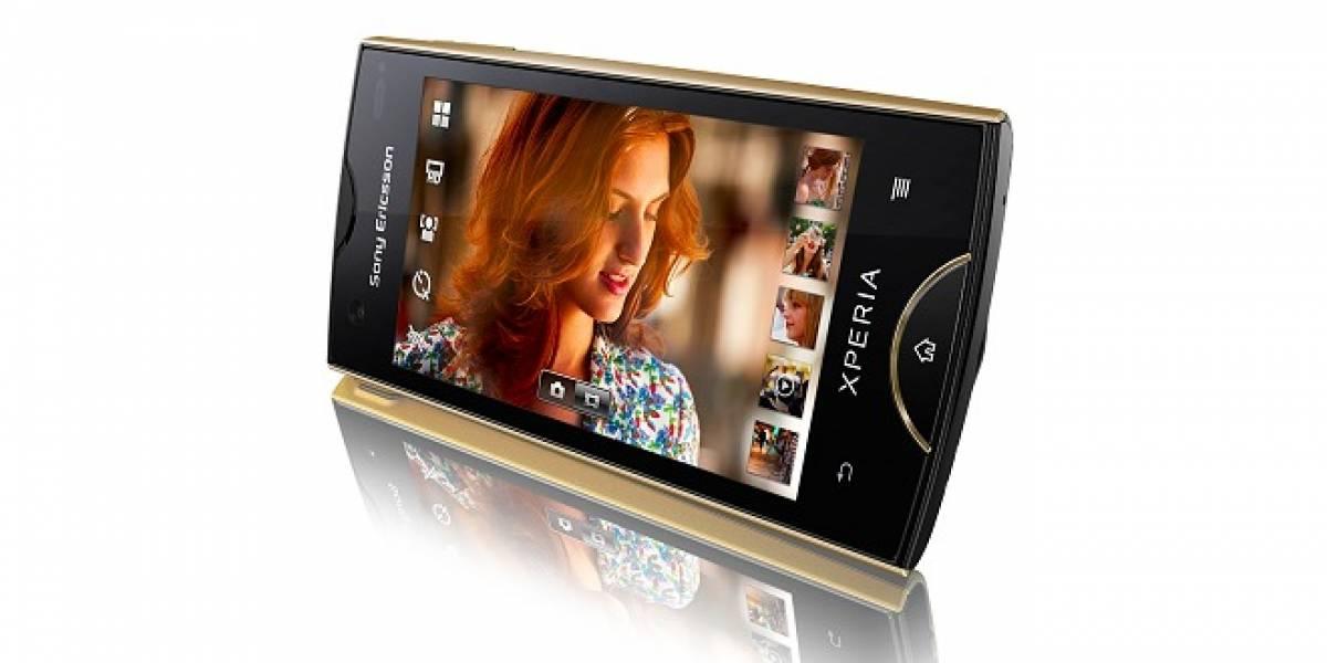 Sony Ericsson sólo fabricará smartphones en el 2012