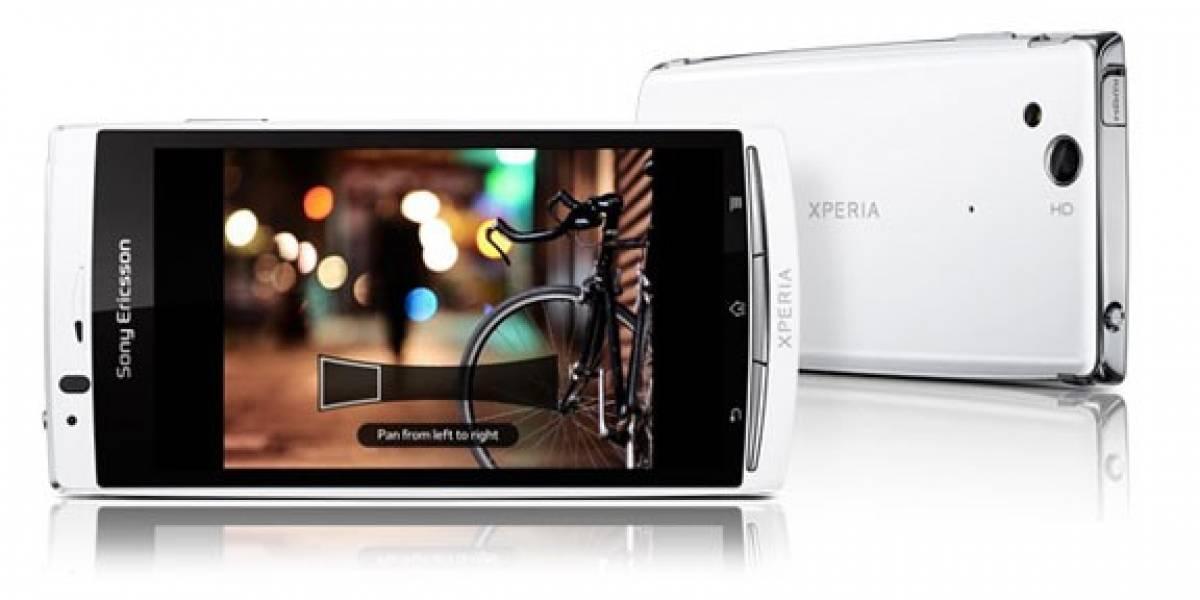 IFA 2011: Sony lanzará actualizaciones para que celulares Xperia tomen fotos en 3D