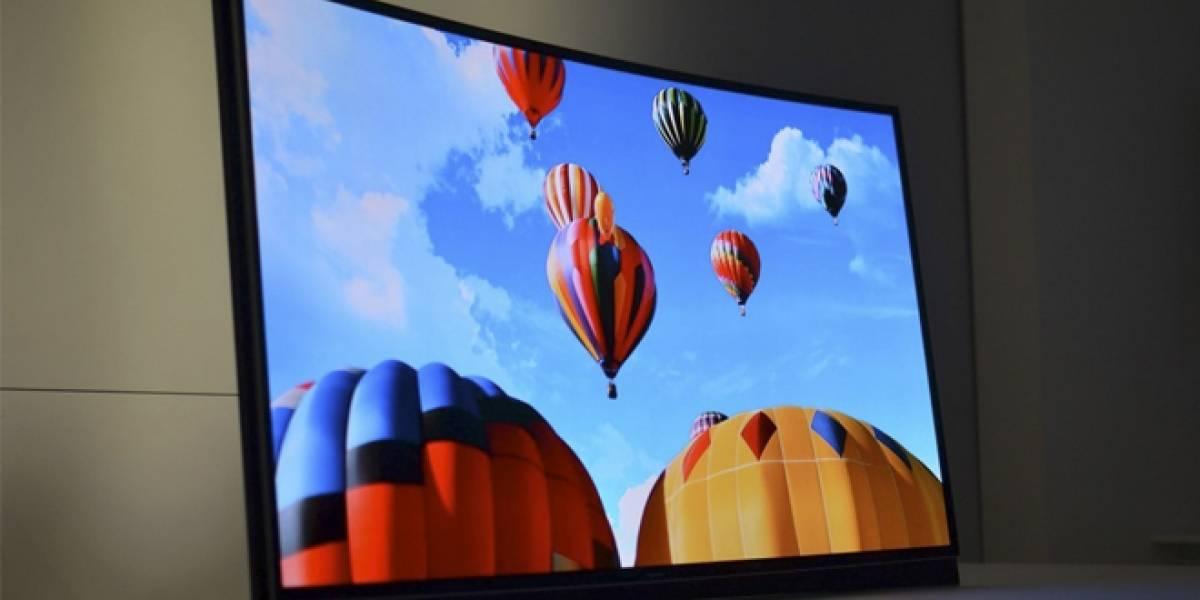 CES 2013: Samsung presenta la primera TV con pantalla curva OLED del planeta