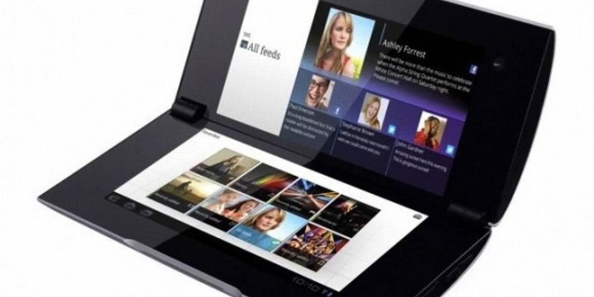 La Sony S2 se llamará Tablet P