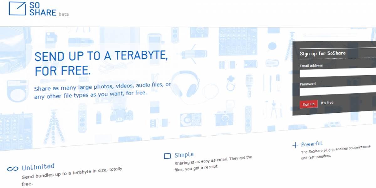 BitTorrent lanza beta de servicio donde se podrán enviar archivos de hasta 1 TB