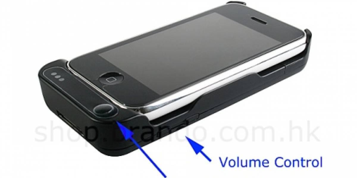 Brando alarga la vida de la batería de tu iPhone 3G/2G