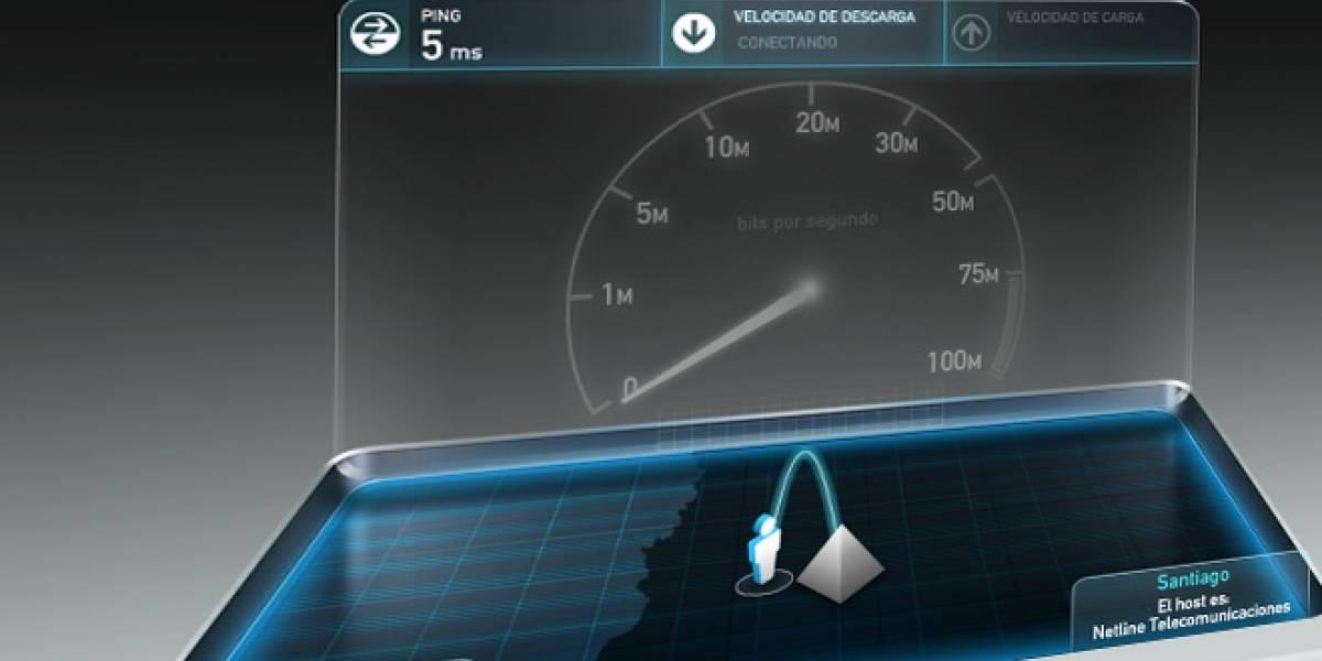 ¿Es real la velocidad de Internet que entregan las compañías?
