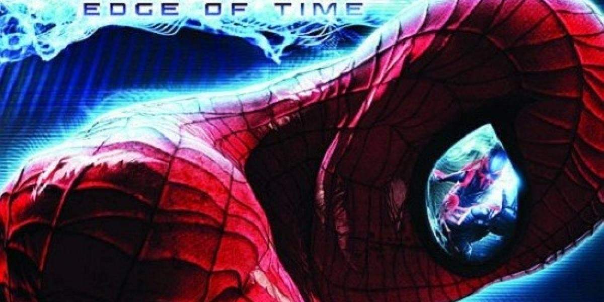 Llegan los primeros detalles de Spider-Man: Edge of Time [Actualizado con trailer]