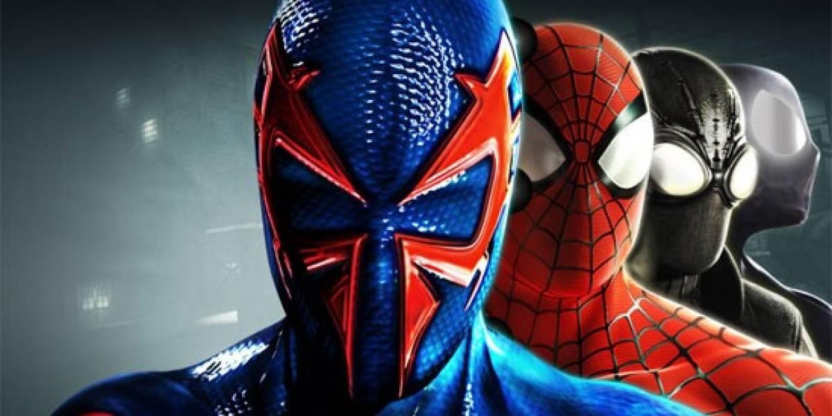 Beenox se encargará de los próximos juegos de Spider-Man