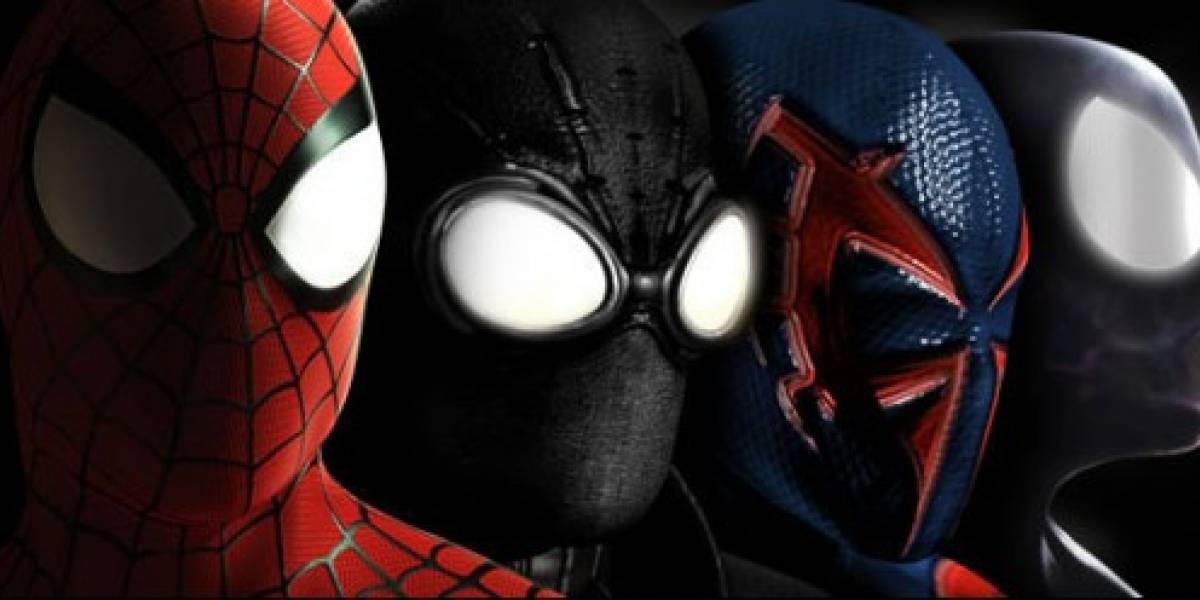 Disponible nuevo contenido descargable para Spider-Man: Shattered Dimensions