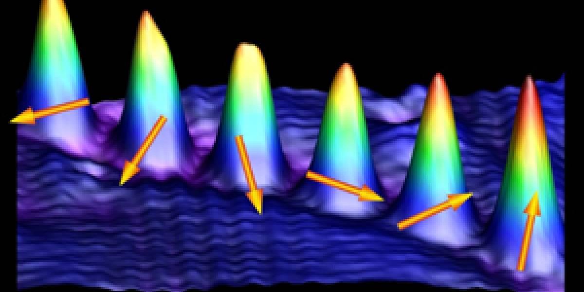 Físicos logran un importante avance en el desarrollo de medios de almacenamiento a nanoescala