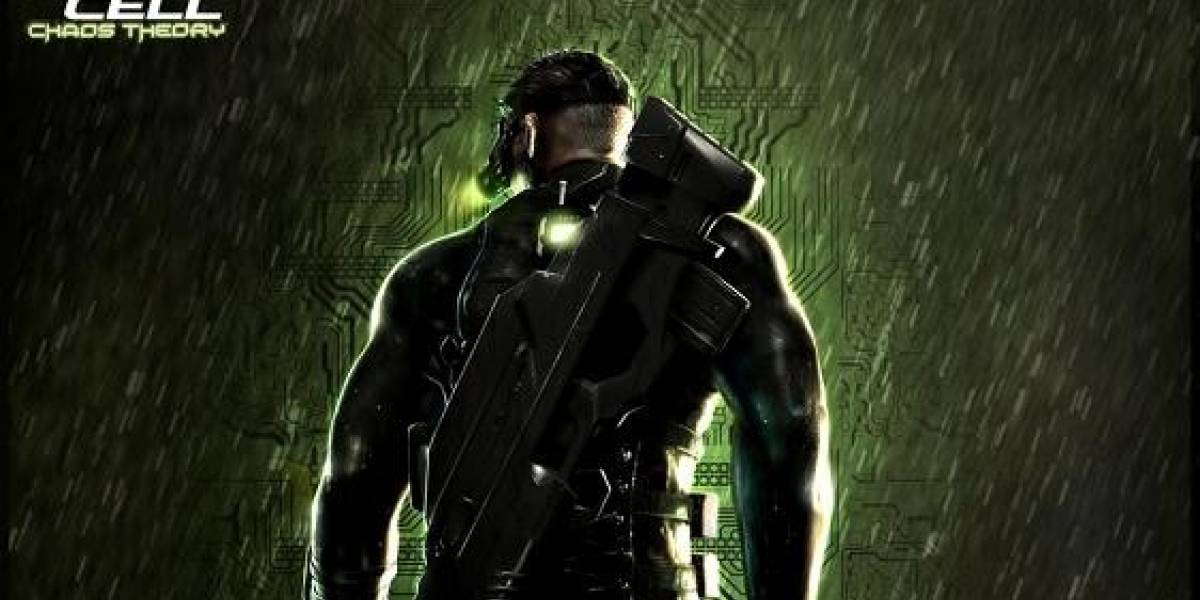 Ubisoft anuncia Splinter Cell Trilogy para PS3