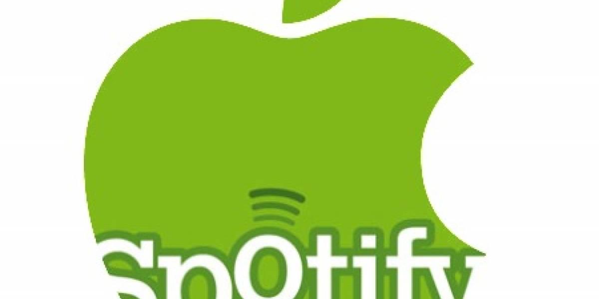 Spotify abre su código a desarrolladores iOS