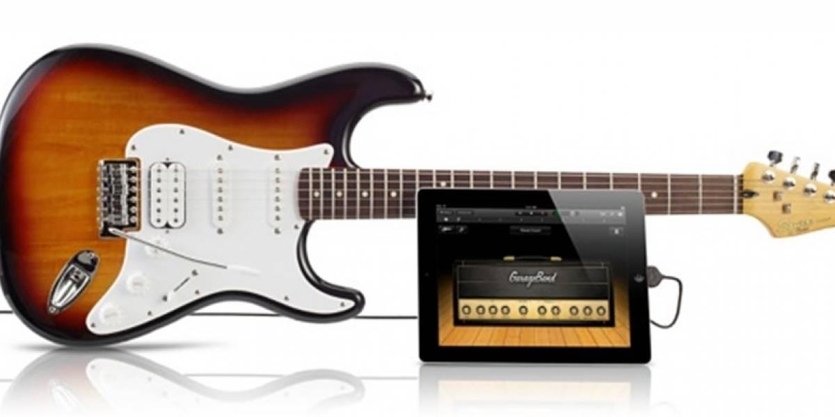 Fender y Apple lanzan una guitarra con conexión directa a GarageBand