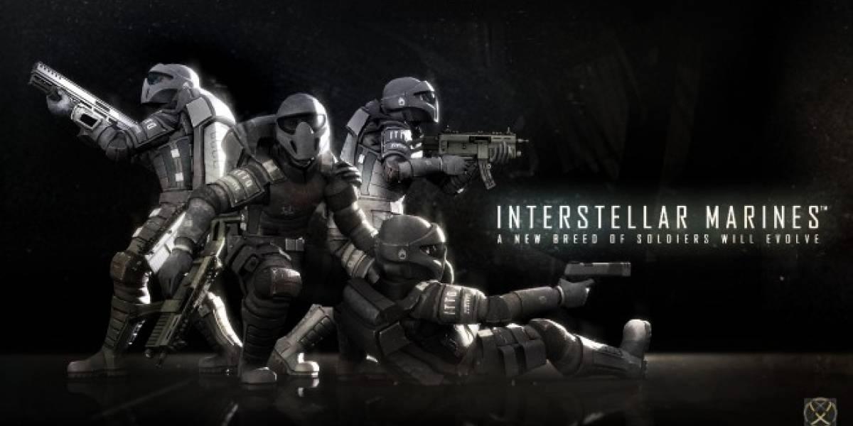 Interestellar Marines: el juego indie que se está robando (de a poco) el escenario