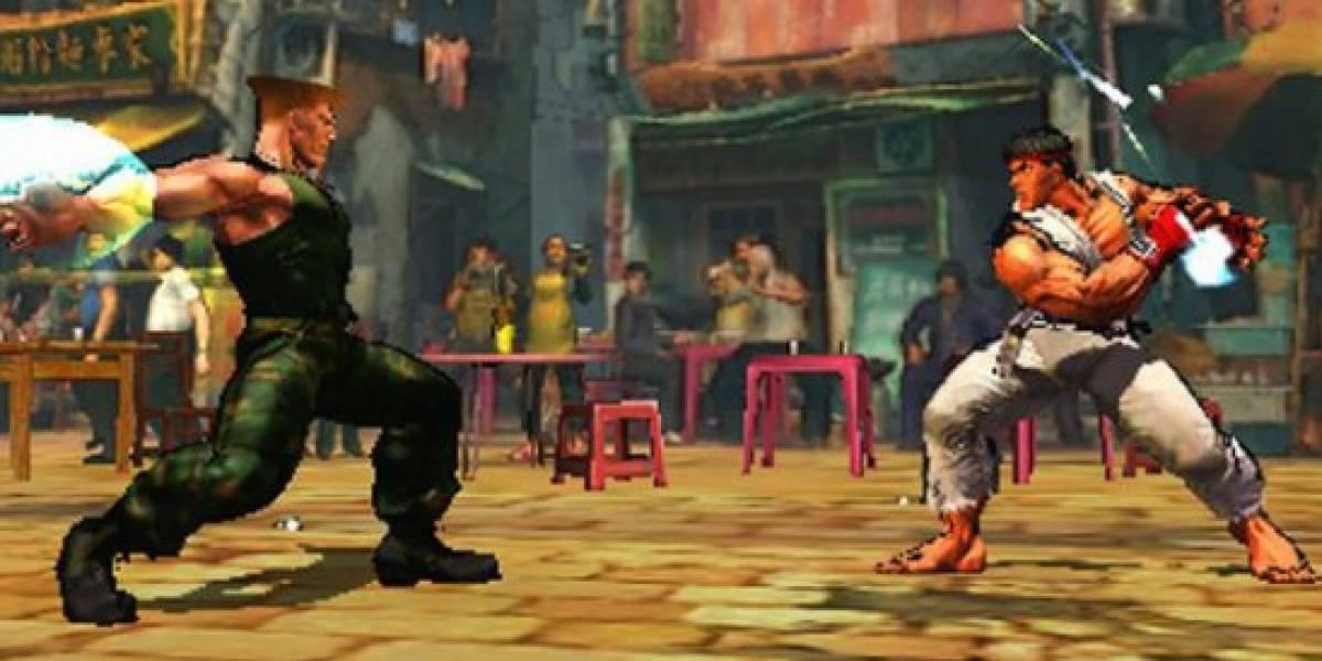 Team Ninja pone en duda la calidad de Street Fighter IV de 3DS