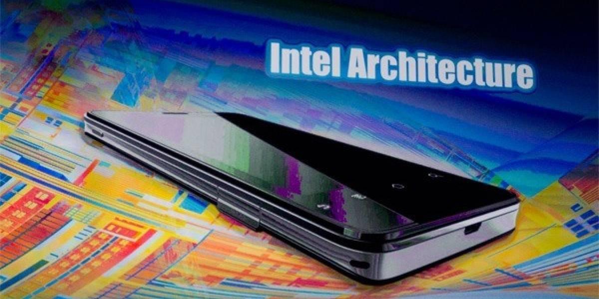 Intel muestra un smartphone y tablet basados en la nueva plataforma Medfield con Android