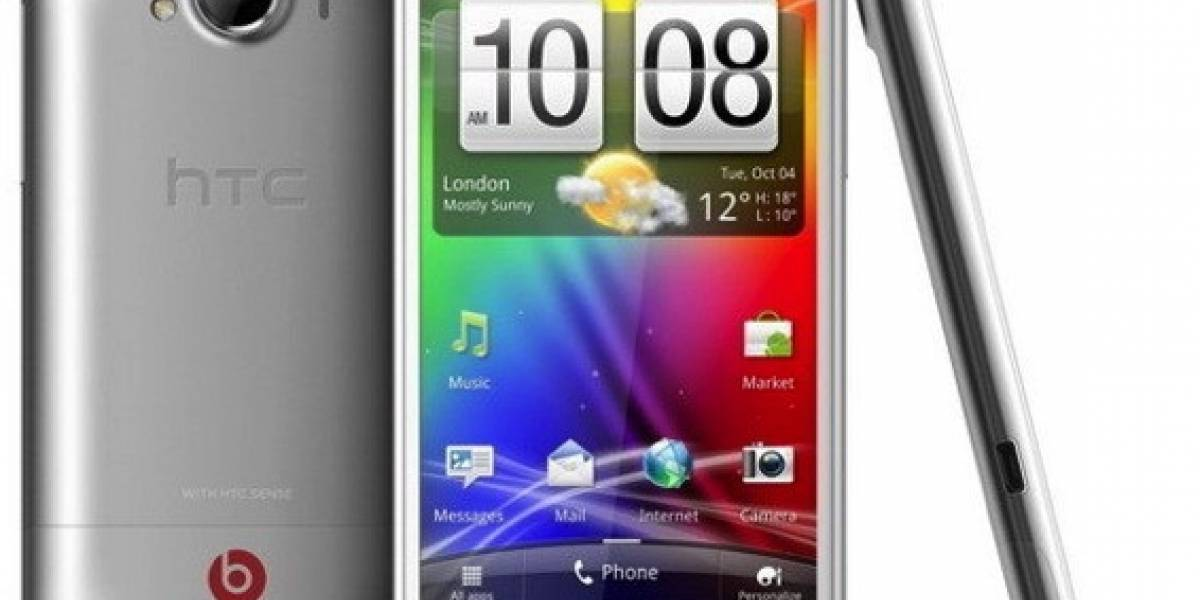 Aparecen detalles del futuro móvil HTC Runnymede con Beats Audio
