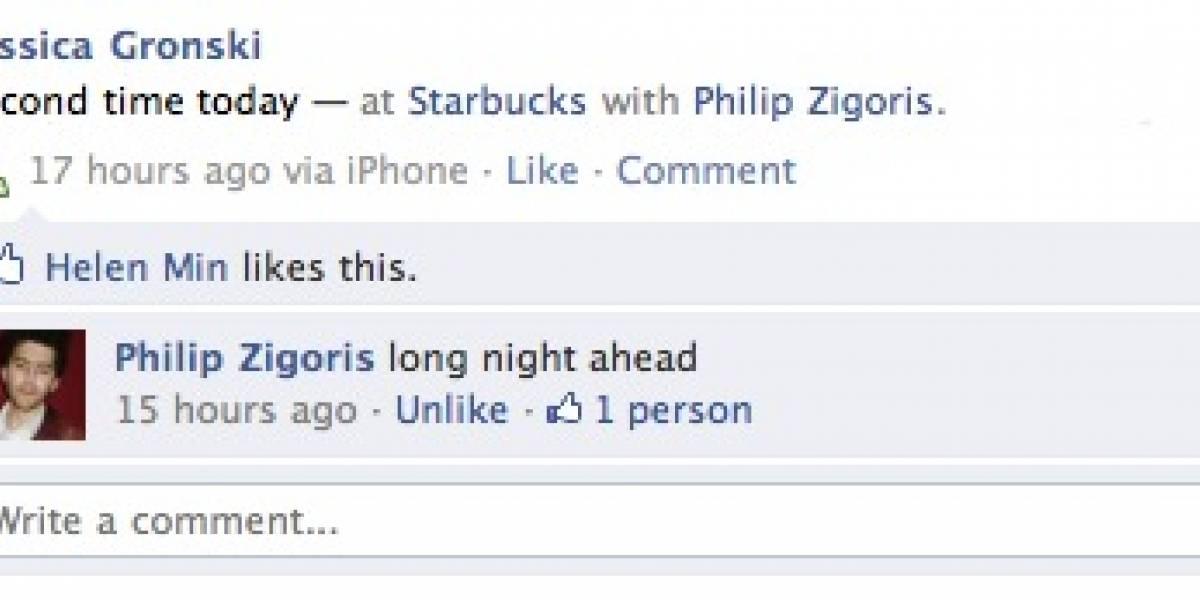 Facebook convertirá las acciones de tus amigos en contenidos promocionados