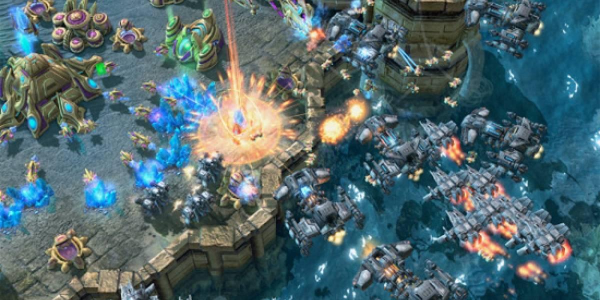 Blizzard organizará el primer Torneo Latinoamericano de StarCraft II en Brasil