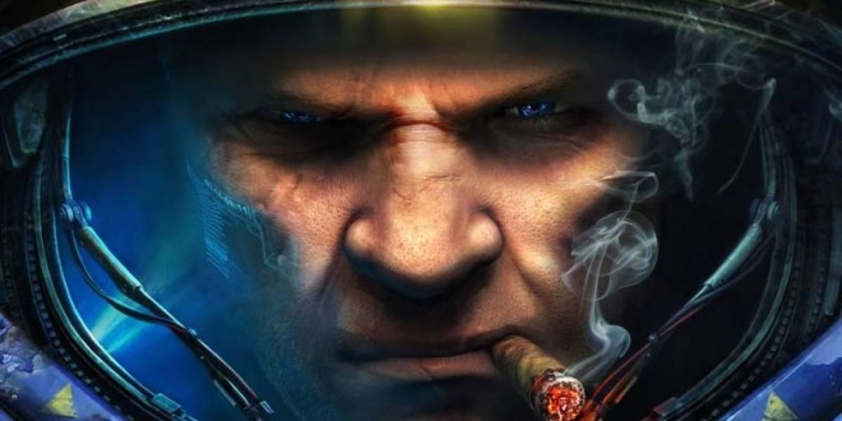 Y los ganadores que jugarán StarCraft II por dos meses son...