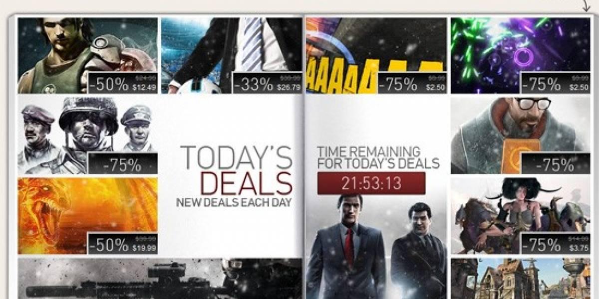 Ofertas de año nuevo en Steam: Half Life Complete, Mafia II, Zeno Clash y más