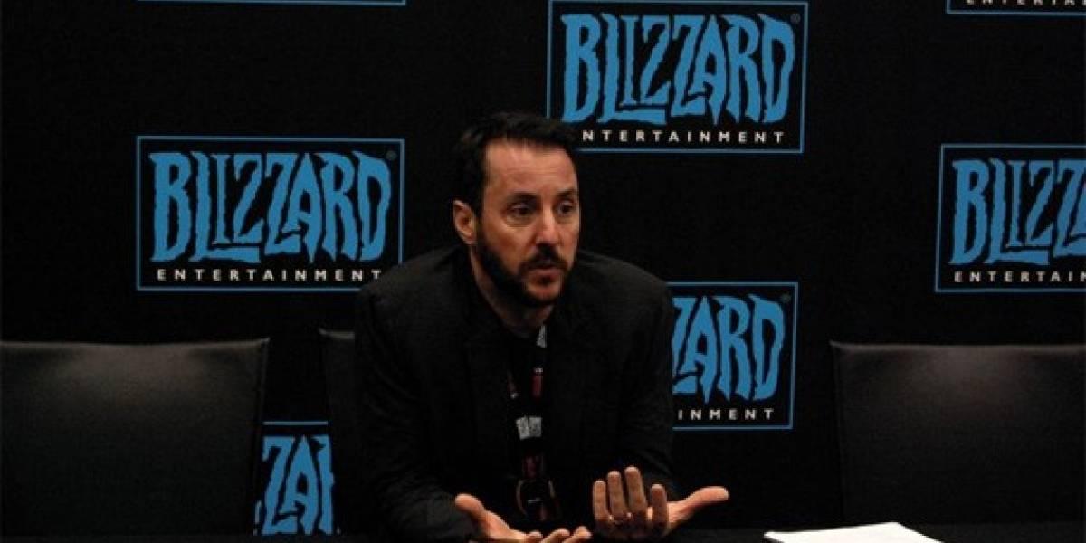 Steve Huot nos cuenta los planes de Blizzard en América Latina