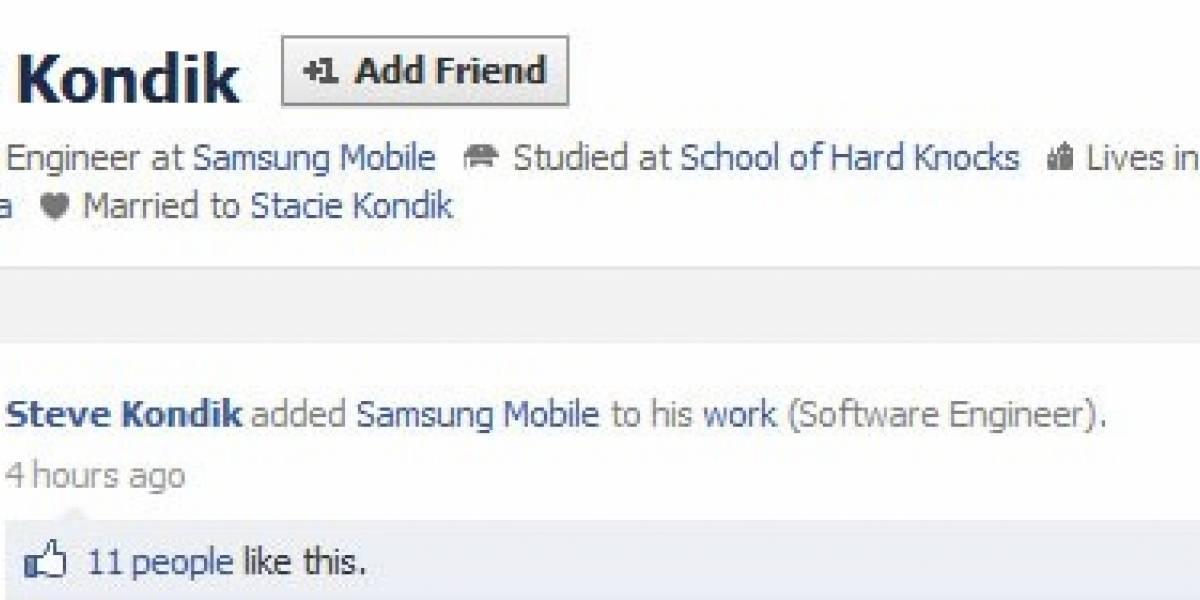 Samsung Mobile contrata a fundador de CyanogenMod como ingeniero de software