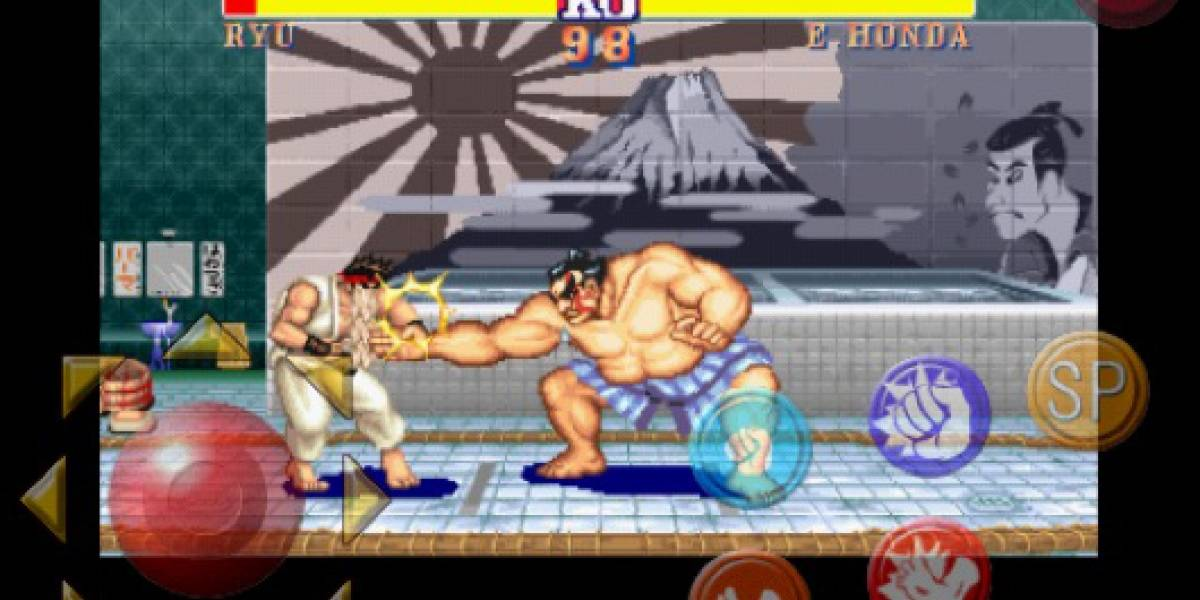 Capcom Arcade para iPhone ya disponible