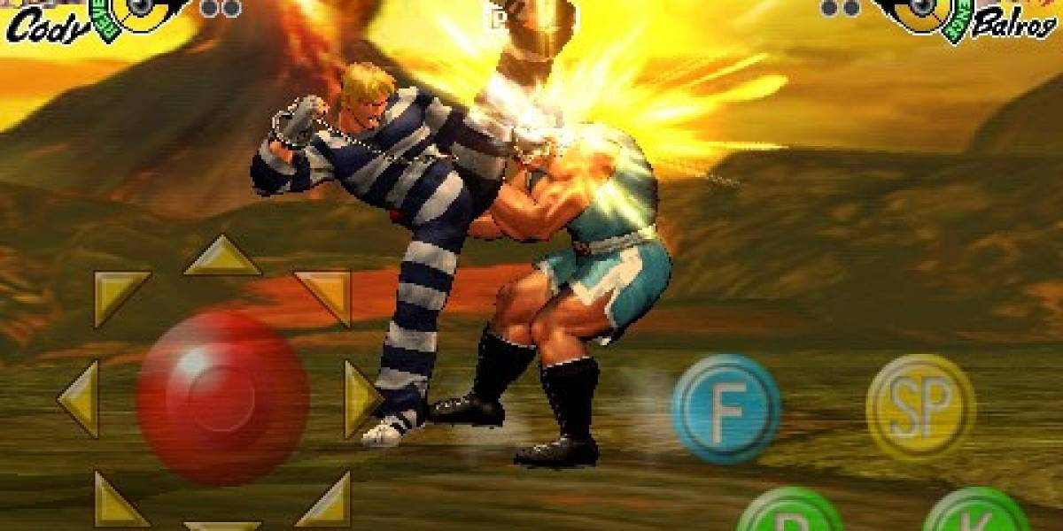 Calienta tus dedos, Street Fighter IV Volt se acerca al iPhone