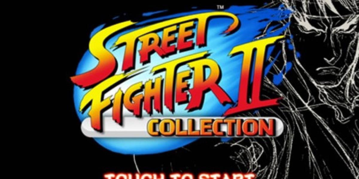 Antología de Street Fighter II para iOS en rebaja por tiempo limitado