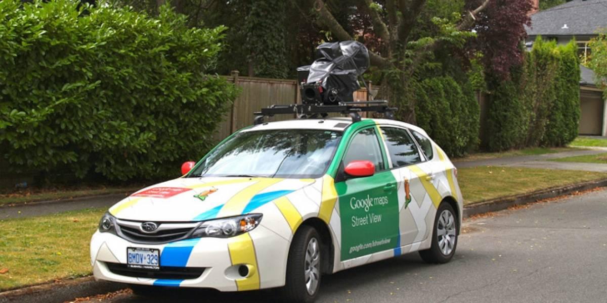 Google admite que no eliminó todos los datos recolectados con Street View