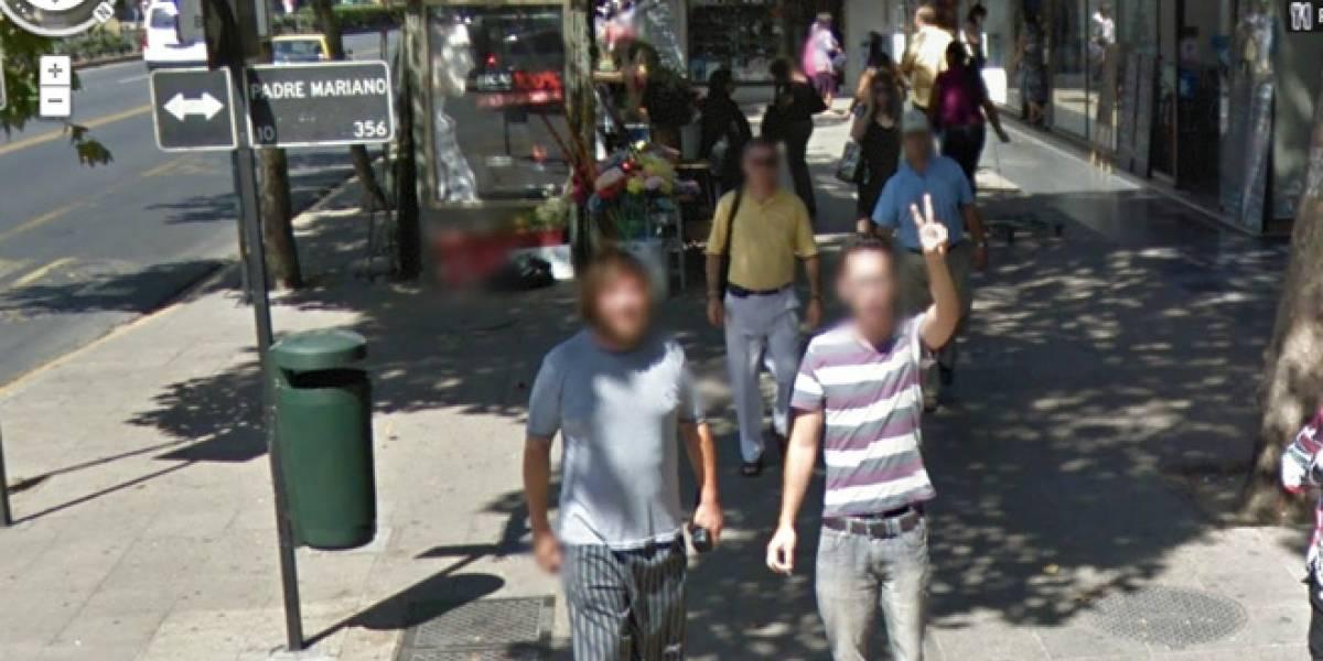 Chile: Situaciones incómodas captadas por Google Street View