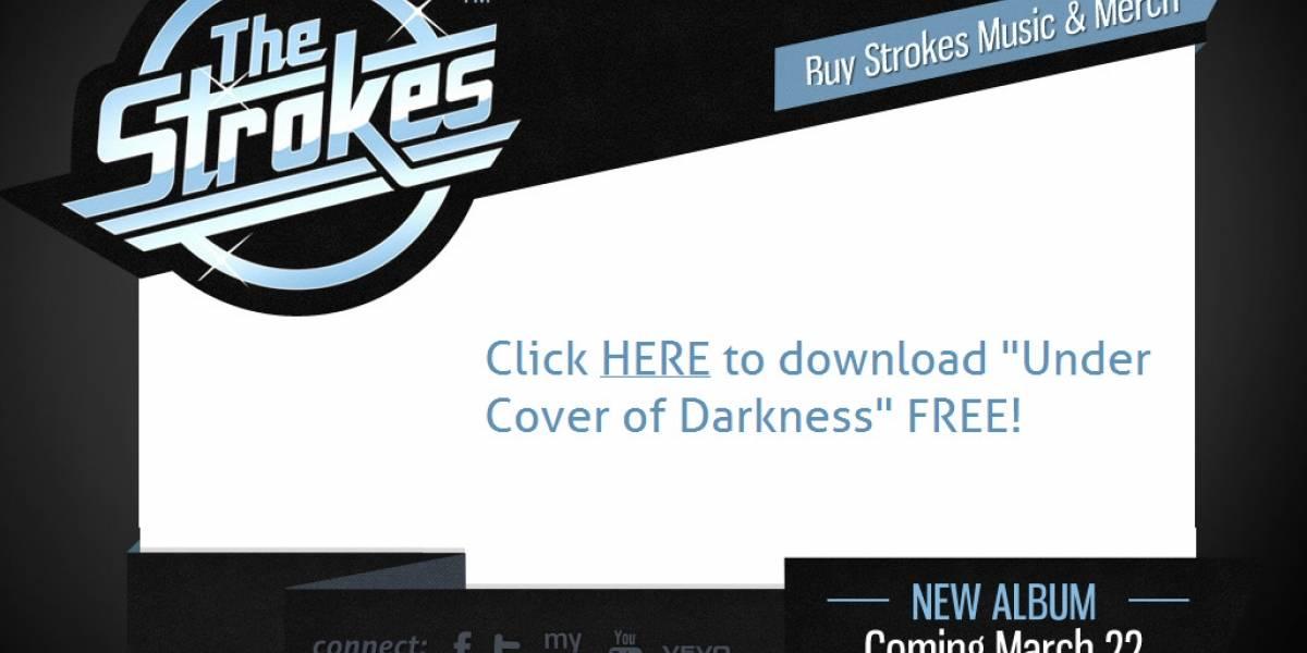 The Strokes permite bajar su nuevo single gratis por 48 horas