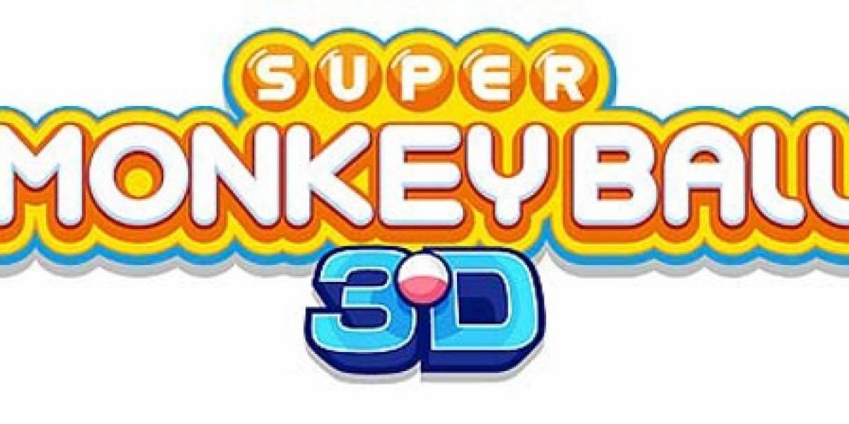 Trailer de Super Monkey Ball 3D nos presenta los modos de juego