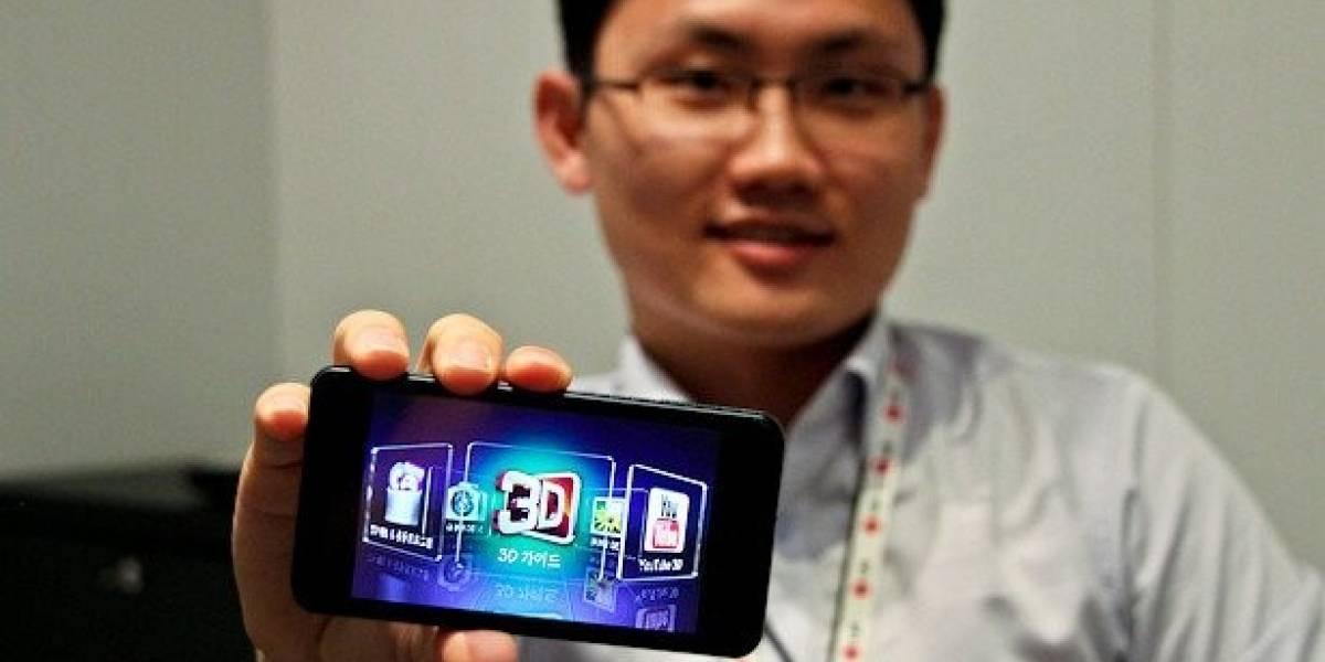 LG Optimus 3D tendrá una versión más delgada para el 2012