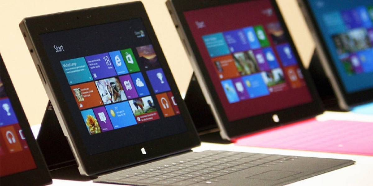 Rumor: El Microsoft Surface Pro saldría a la venta el 29 de enero