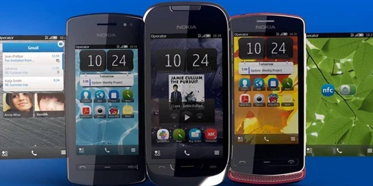 Nokia lanza Symbian Belle y los tres primeros celulares que lo van a llevar
