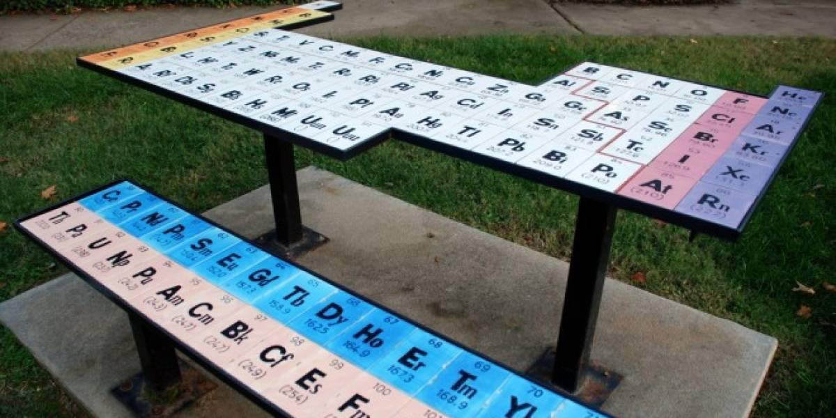 Japoneses habrían creado el elemento 113 de la tabla periódica
