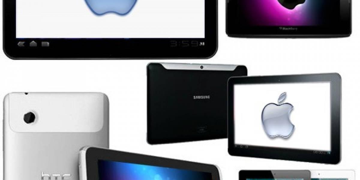 La gente no quiere tabletas, ¡quiere iPads!