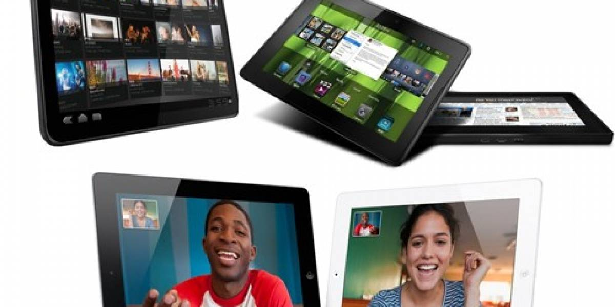 El 43% de los usuarios españoles de smartphones comprará un tablet este año
