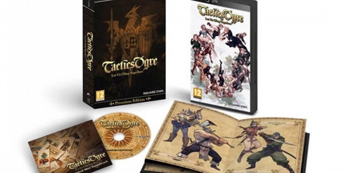 Tactics Ogre: Let us Cling Together tendrá Edicion Premium