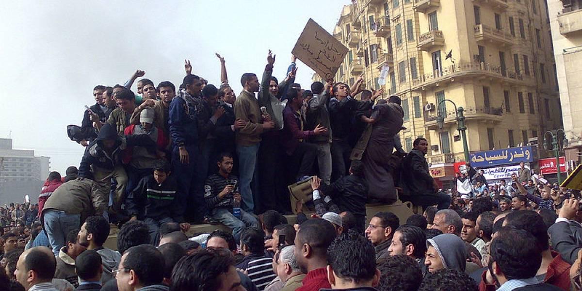 Ejecutivo de Google gatilló las manifestaciones en Egipto