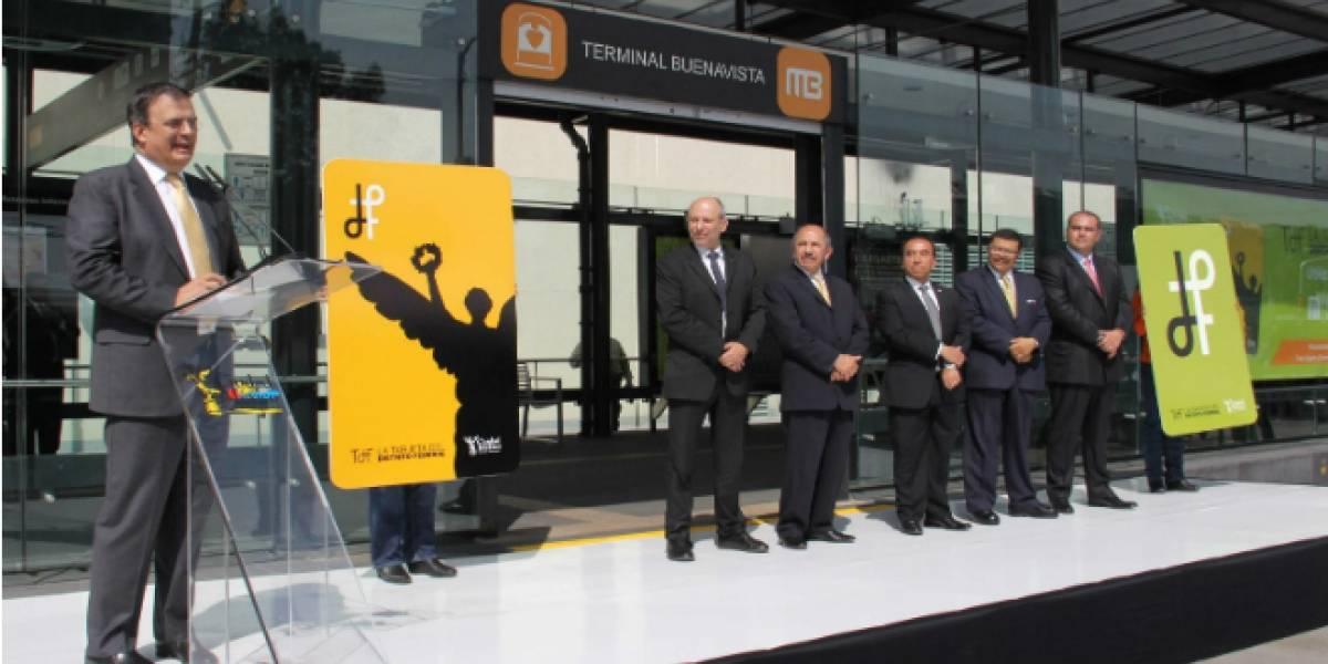 México: Gobierno capitalino presenta tarjeta prepago para transporte público