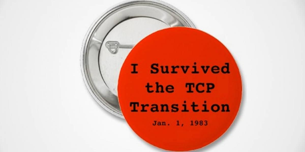 Felices 30 años, protocolo TCP/IP