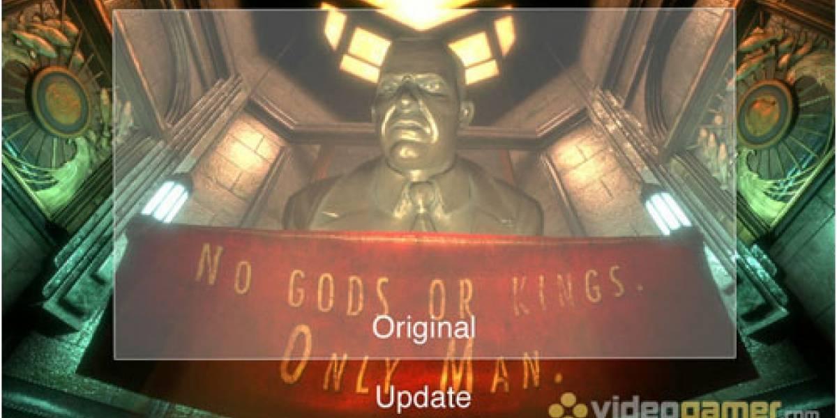 Parche para Bioshock! Aleluya!