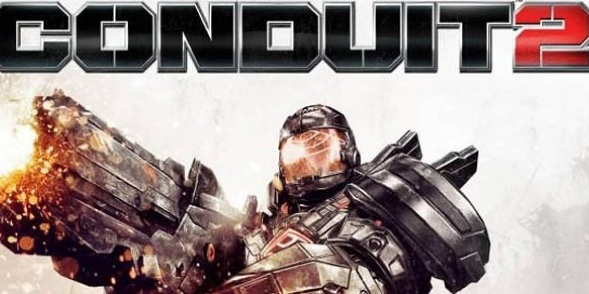 Nuevo trailer de Conduit 2 muestra lo que es el modo multijugador