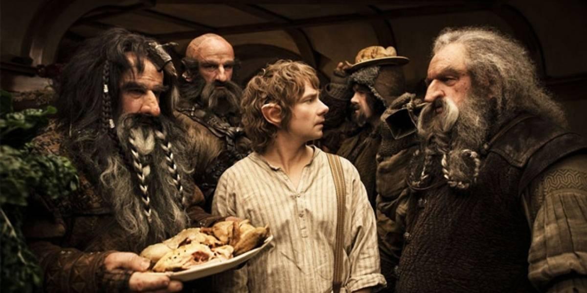 """Escucha la banda sonora de """"El Hobbit"""" gratis vía streaming"""