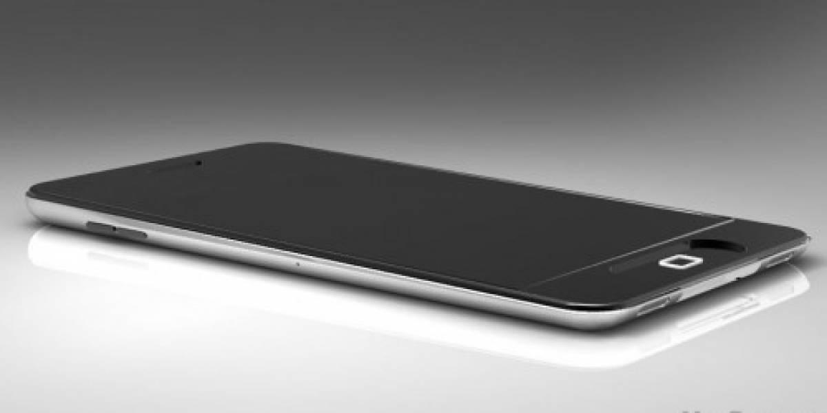 El iPhone 5 vería la luz en octubre