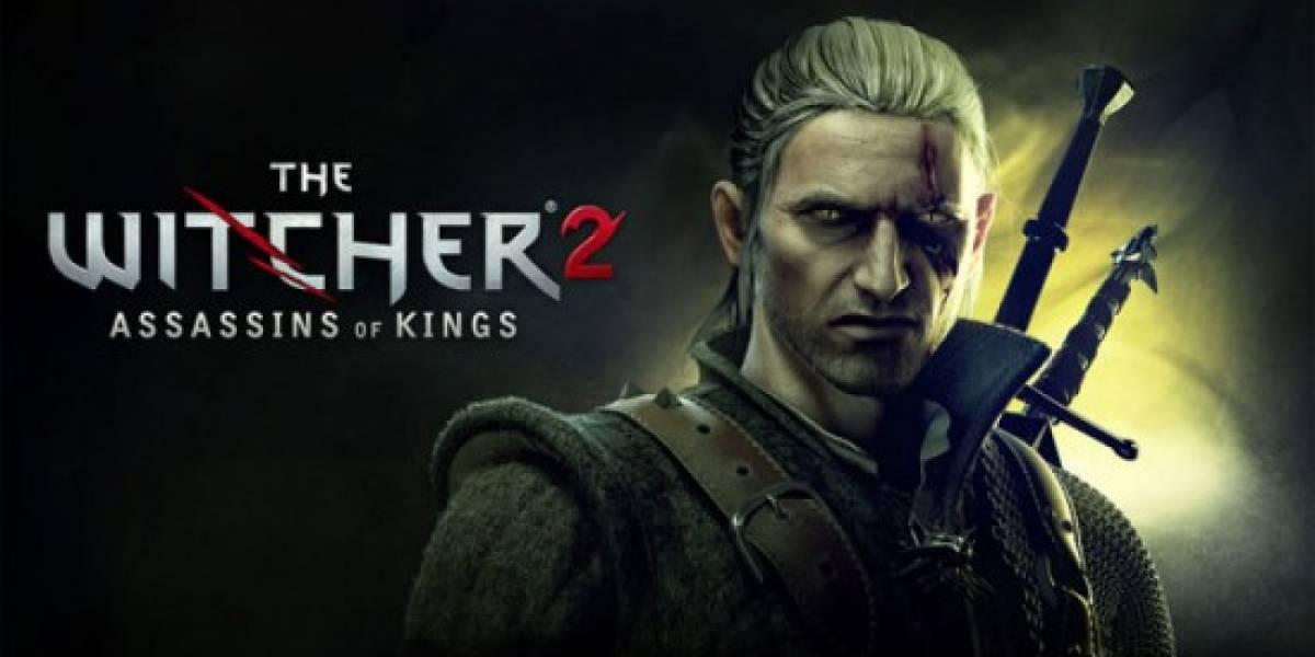 The Witcher 2 llegará en Marzo para PC, versiones de consola en duda