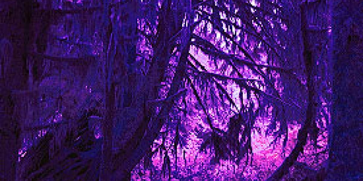 La tierra fue violeta (según un científico)
